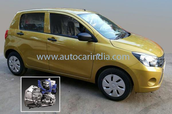 Maruti Celerio EZ Drive automatic tech explained