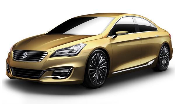 Auto Expo 2014: Maruti Suzuki Authentics concept points to next SX4