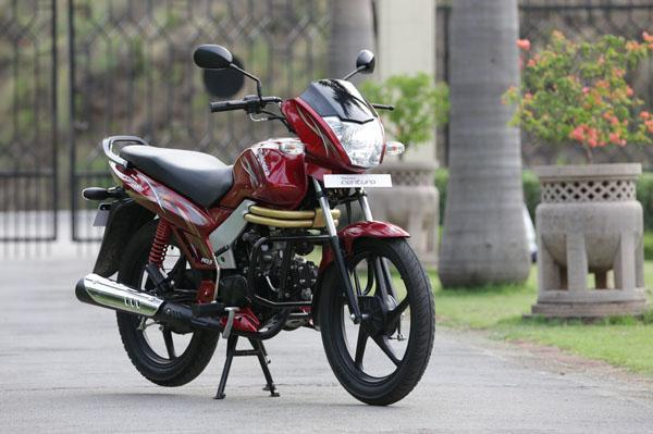 SCOOP! Mahindra 2 Wheelers working on a 160cc bike