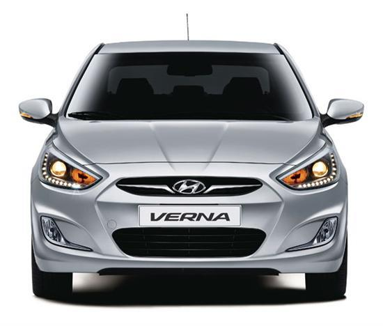 Hyundai has aimed the new Verna CX squarely at the Honda City.