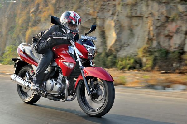 Suzuki Inazuma review, road test
