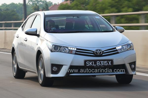 New Toyota Corolla Altis review, test drive