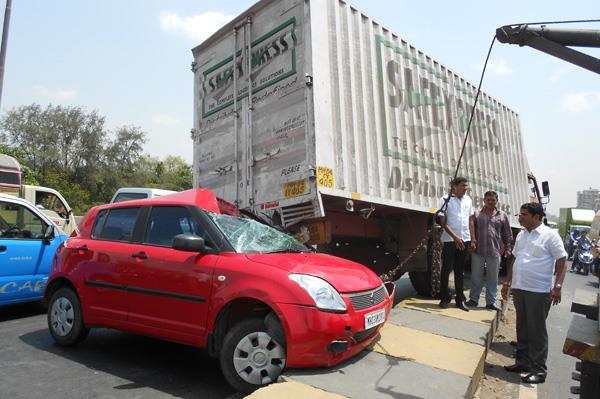 Mumbai-Pune expressway study reveals startling safety statistics