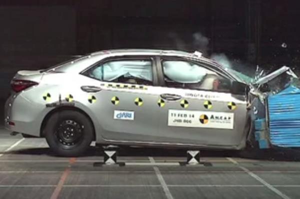 ASEAN NCAP crash test report of India-relevant cars