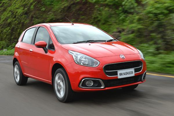New Fiat Punto Evo review, test drive