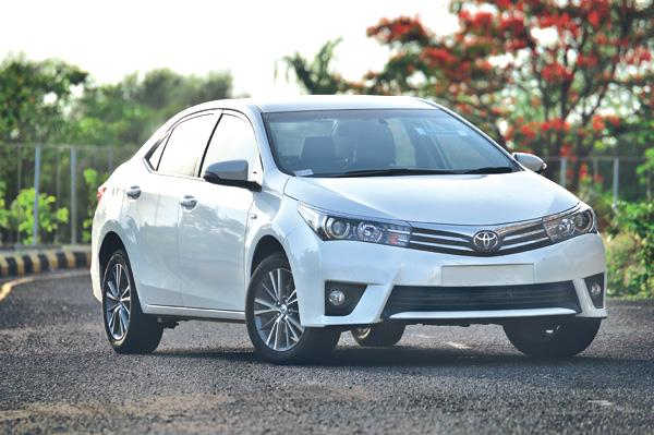 2014 Toyota Corolla Altis review, road test