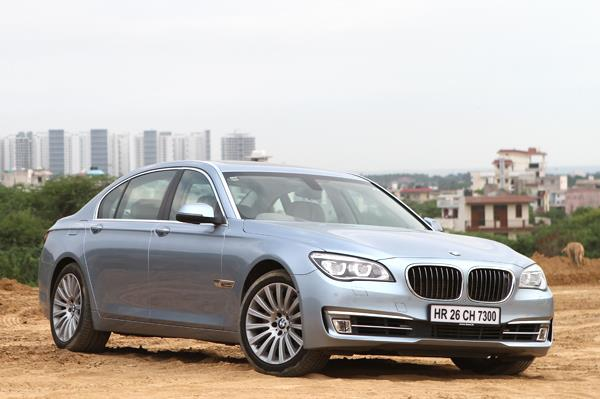 BMW Active Hybrid 7 review, test drive