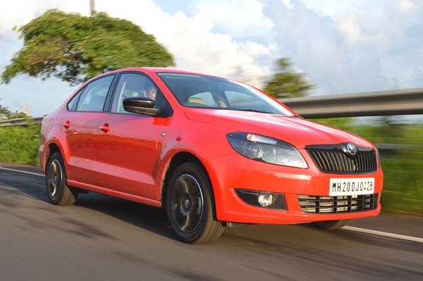 New Skoda Rapid diesel auto review, test drive