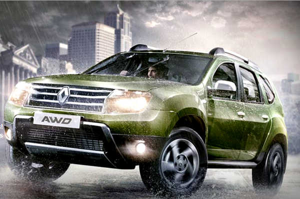 Renault Duster AWD launched at Rs 11.89 lakh
