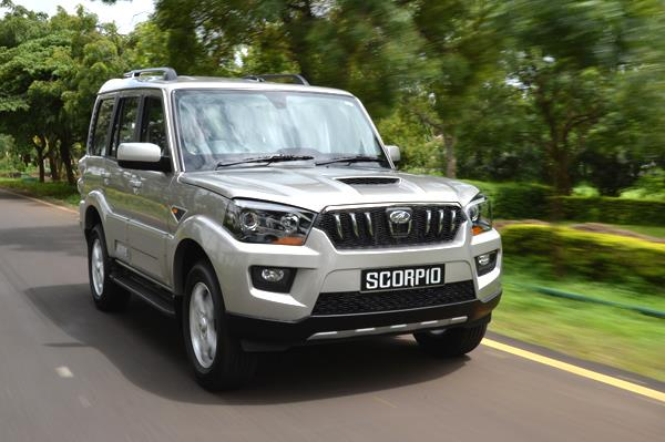 New Mahindra Scorpio review, test drive