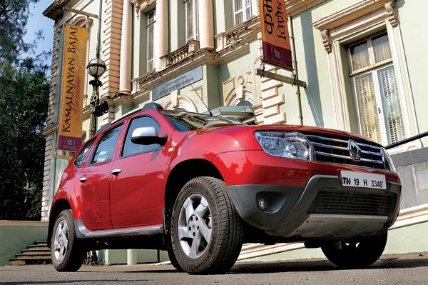 Renault Duster long term review fifth report