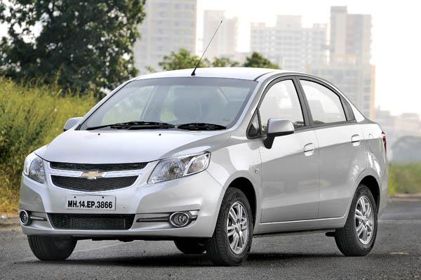 2014 Chevrolet Sail review, test drive