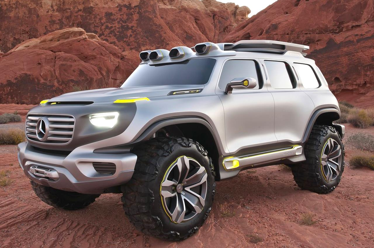 Twelve new Mercedes models by 2020