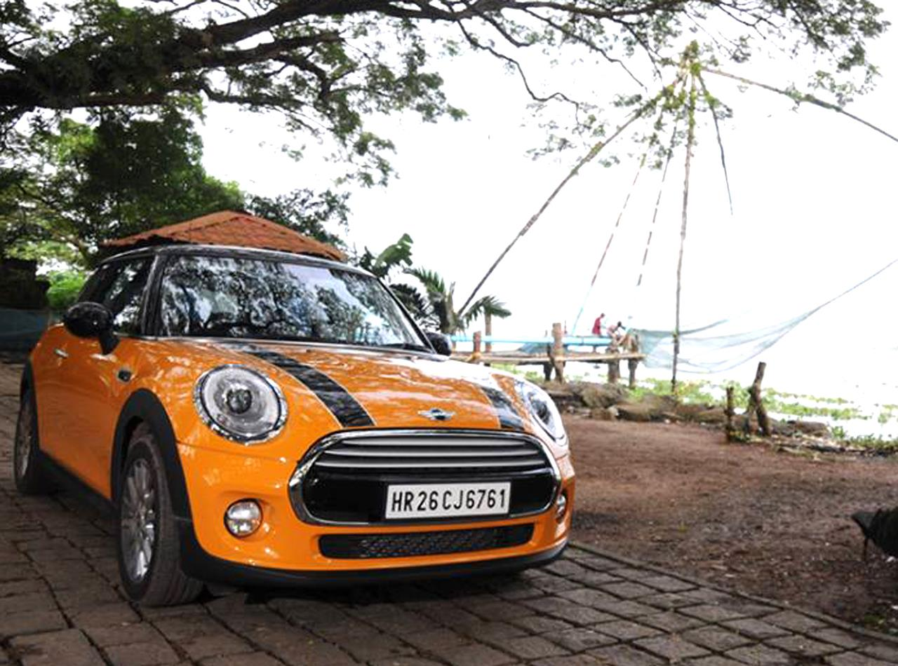 Mini Epic Drive Leg 1, Day 5: Kochi – Bangalore