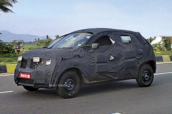 Renault readying Maruti Alto rival