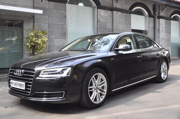 Audi A8 L 60 TDI review, test drive