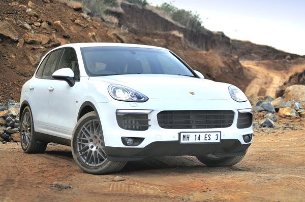 Porsche Cayenne facelift India review, test drive