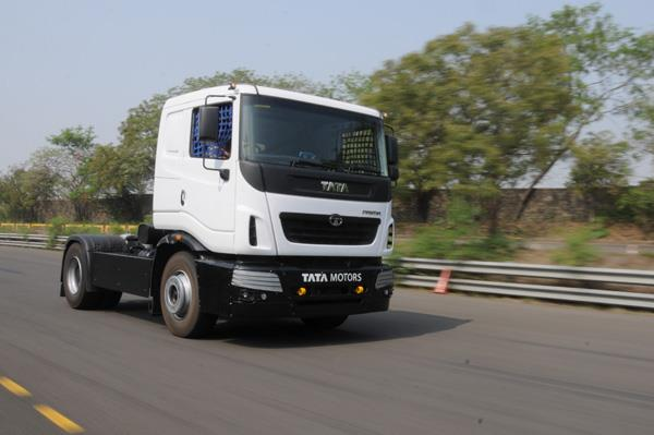 2015 Tata T1 Prima Racing Truck review, test drive