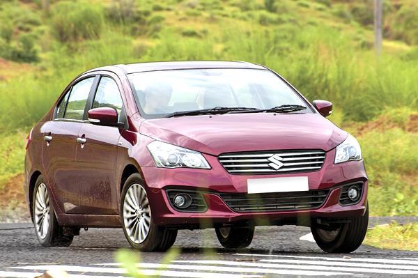 2015 Maruti Ciaz review, road test