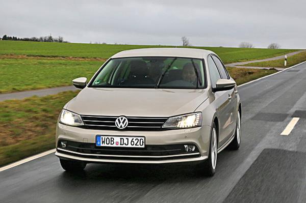 2015 Volkswagen Jetta facelift review, test drive