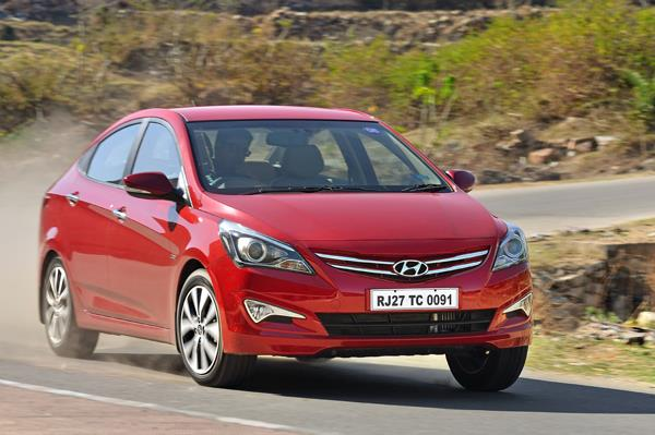 2015 Hyundai Verna facelift review, test drive