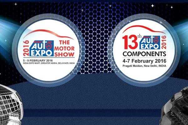 13th Delhi Auto Expo to be held from Feb 5-9, 2016