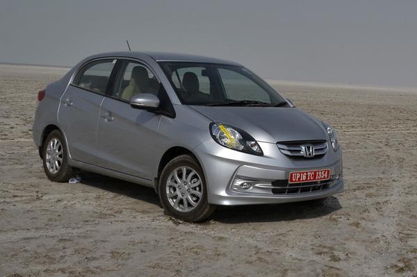 Honda Amaze VX (O) review, test drive