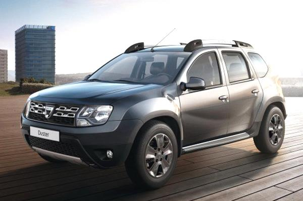 Renault Duster AWD 125 TCe unveiled at Geneva