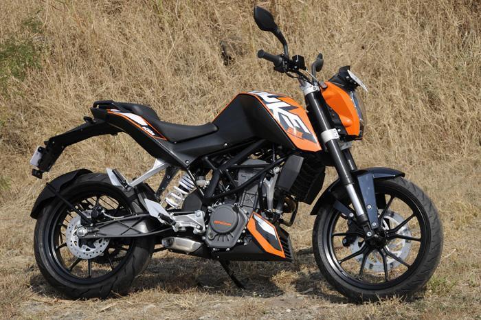 KTM Duke 200, Duke 390 get updates