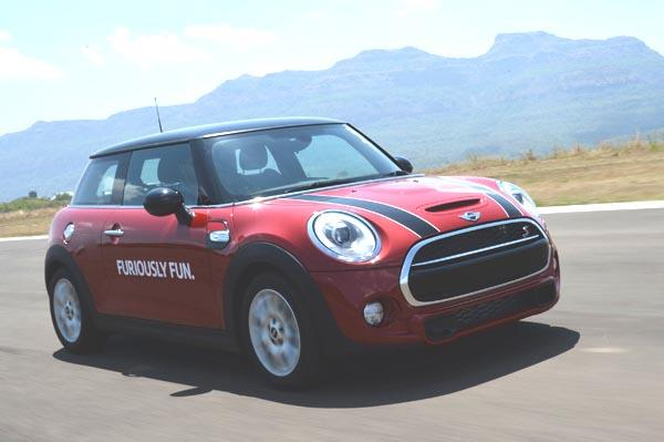 New Mini Cooper S India review, test drive
