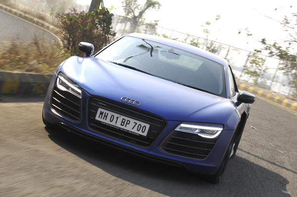 2014 Audi R8 V10 plus review, test drive