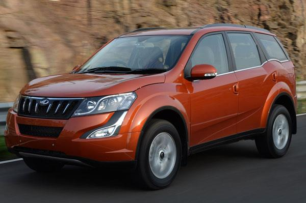 Mahindra XUV500 facelift review, test drive