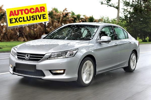 New Honda Accord review, test drive
