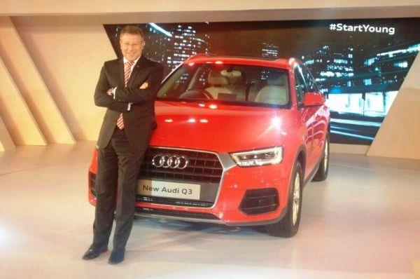 Audi Q3 facelift launched at Rs 28.99 lakh