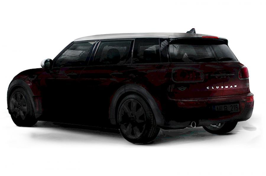 New Mini Clubman previewed ahead of launch