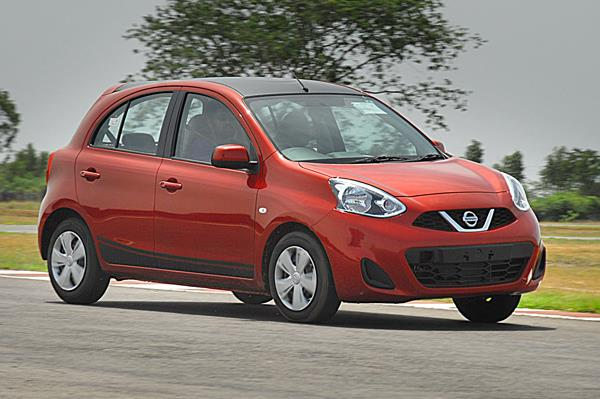 Nissan Micra X-Shift review, test drive