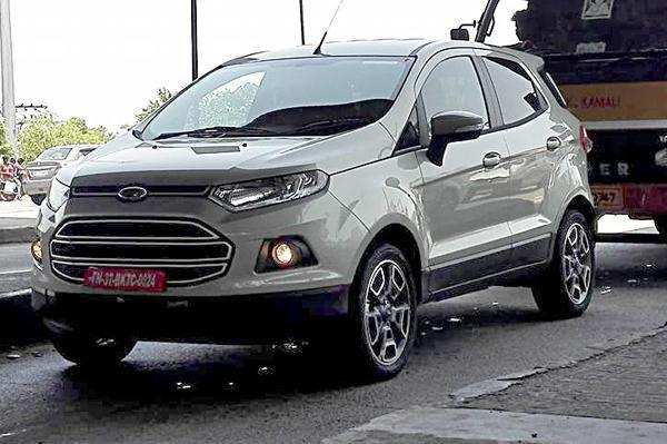 Ford EcoSport to get more power