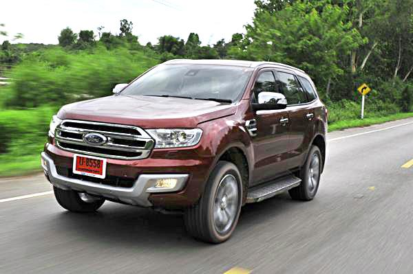 New Ford Endeavour review, test drive