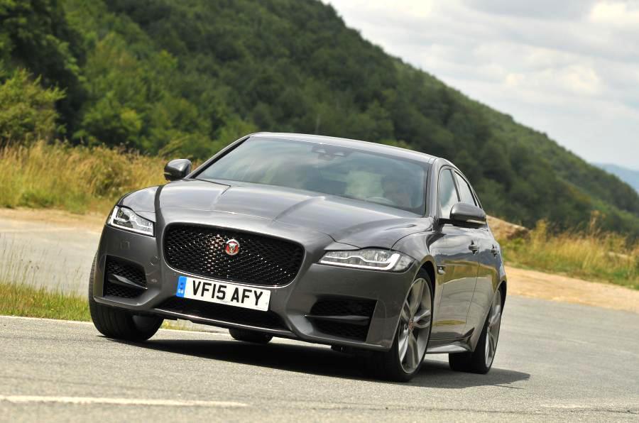 New Jaguar XF 2.0 diesel review, test drive