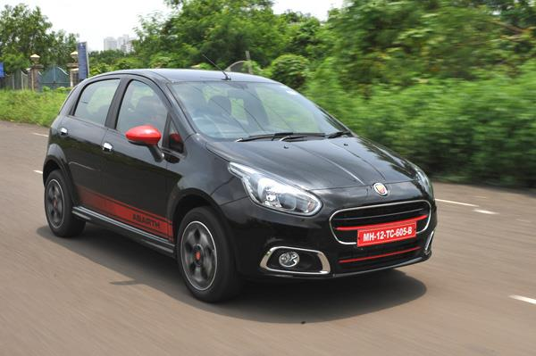 Abarth Punto Evo review, test drive