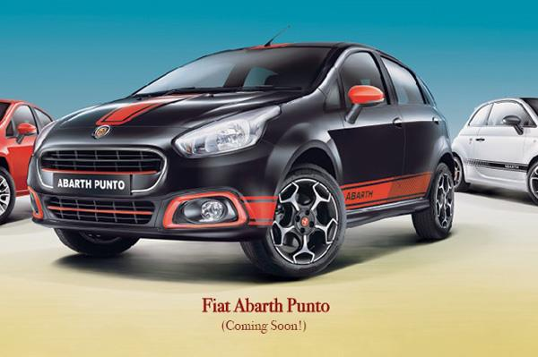 Abarth Punto Evo teased; to be launched soon