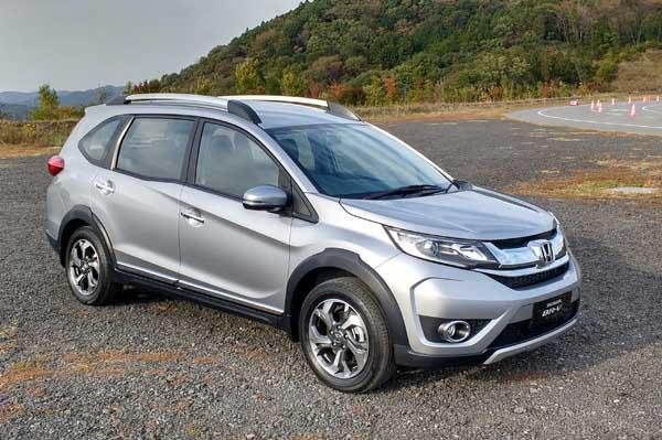 Honda BR-V review, test drive
