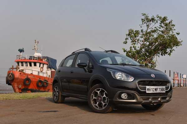 Fiat Avventura 'Powered by Abarth' review, test drive