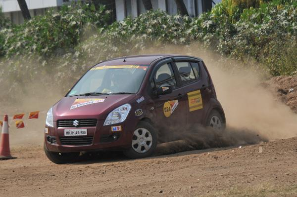 Maruti Autocross Challenge at APS 2015