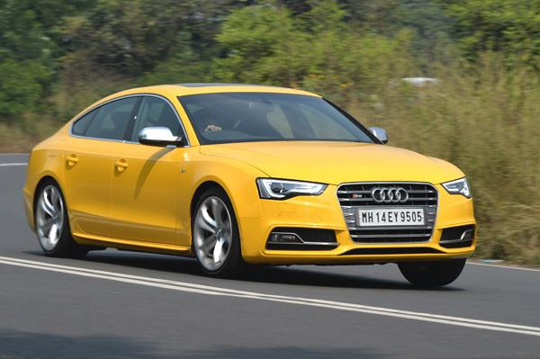 Audi S5 Sportback review, test drive
