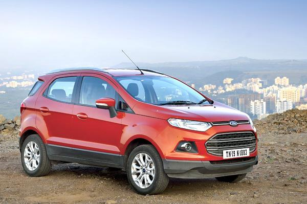 Ford EcoSport recalled in India