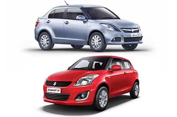 Maruti Swift, Dzire get optional safety packs