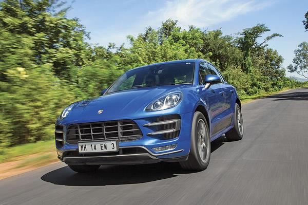 Porsche Macan Turbo review, test drive