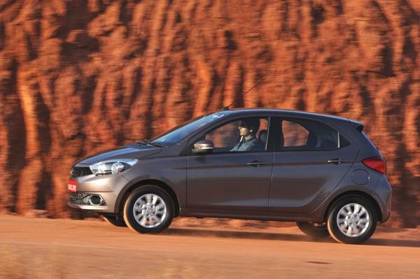 Tata Tiago review, test drive