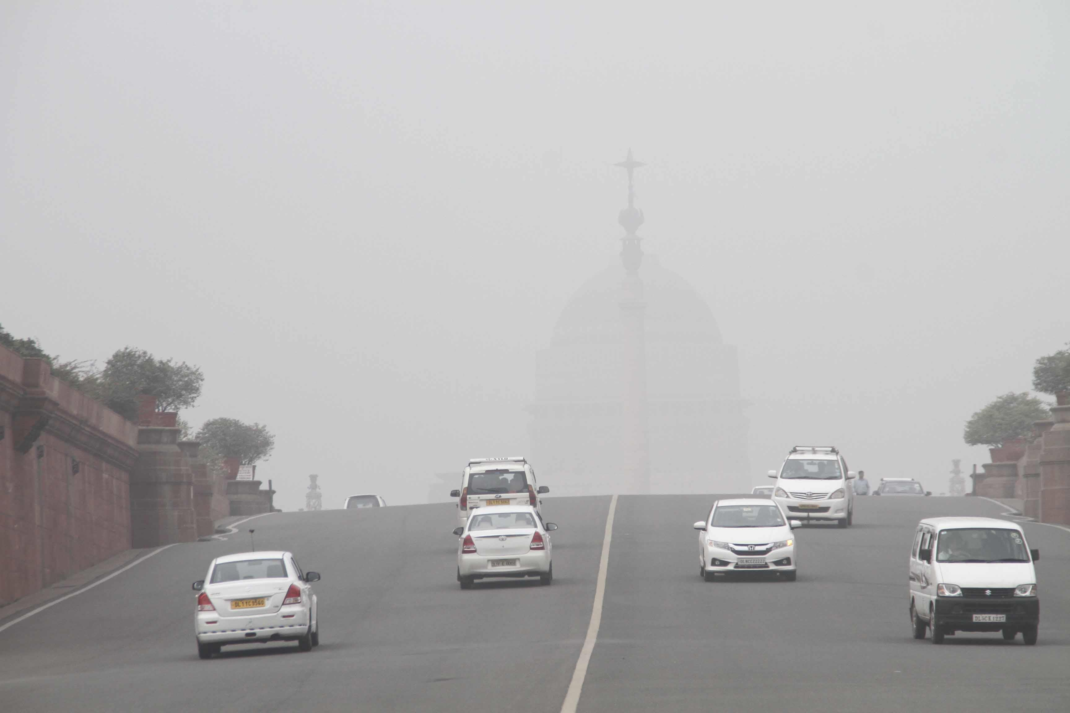 Old diesel cars are the problem in Delhi, not new ones